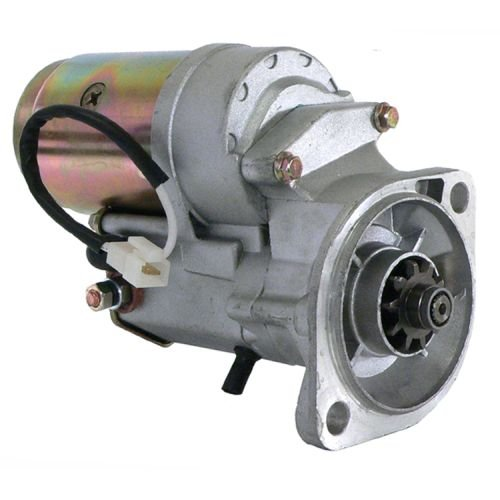 DB Electrical SND0408 Starter for Bobcat Compact Excavator 325 328 329 331 334 335 337 341 E25 E26 E32 E35 E42 E45 E50 E55 S100 /D1703E2B D1703B V2203EB V2003TEB V1505 /6670727, 7253205 by DB Electrical