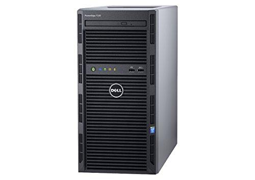 Dell PowerEdge T130 Server 1x G4500 3.5GHz 2C 8GB 1x 1TB 7.2K S130 (Certified Refurbished)