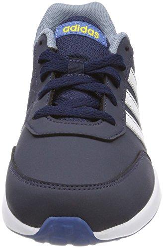 adidas Vs Switch 2 K, Zapatillas de Deporte Unisex Niños Azul (Maruni / Ftwbla / Grinat 000)