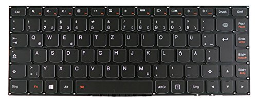 Orig QWERTZ Tastatur Lenovo ThinkPad IdeaPad U330 U330P Ultrabook DE beleuchtet mit Hinterbeleuchtung NEU