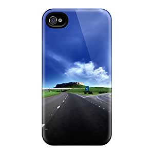New Snap-on DanLuneau Skin Cases Covers Compatible With Iphone 6- Road