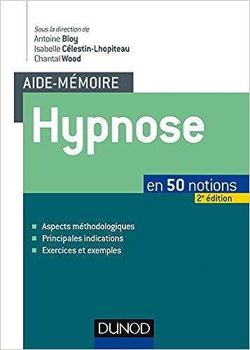 Probleme de memoire hypnose