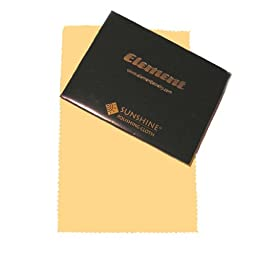Element Jewelry Sunshine Polishing Cloth- 5\