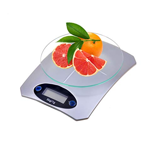 Tech Traders Digital LCD Electronic Kitchen Household Weighing Food Cooking...