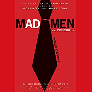Mad Men and Philosophy Hörbuch