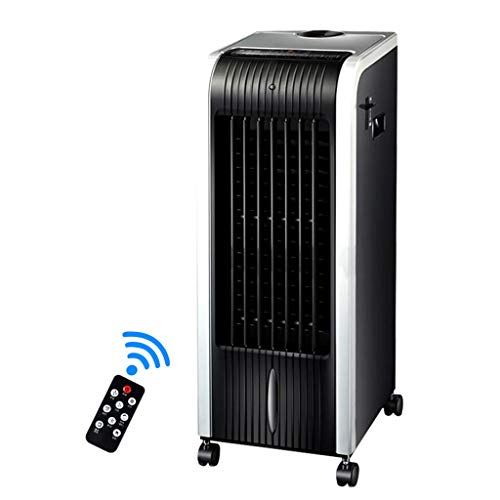 Air Conditioning Fan, Cooling and Heating Dual-use Refrigeration Small Air Conditioning/Water Tank Capacity: 3L (Including) -5L (Including) (Color : B)