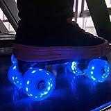 ILMU Roller Skate Wheels Outdoor Radar Wheels Light