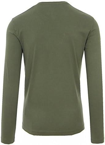 Napapijri SMU Streif Herren Men Langarmshirt T Shirt