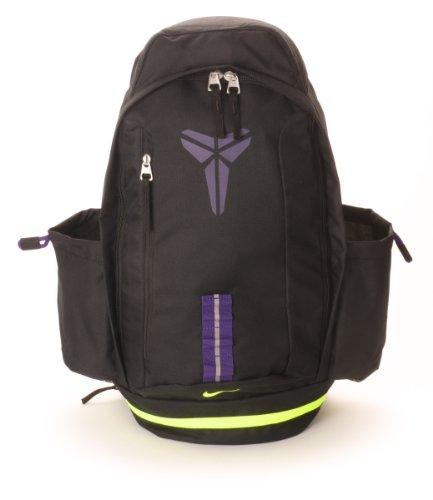 huge selection of deec7 6df3a Nike Kobe Mamba Backpack Black Court Purple Volt BA4620-057 - Buy ...