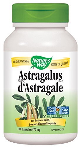 033674101803 - Nature's Way Astragalus Root Capsules, 470 mg, 100-Count carousel main 0