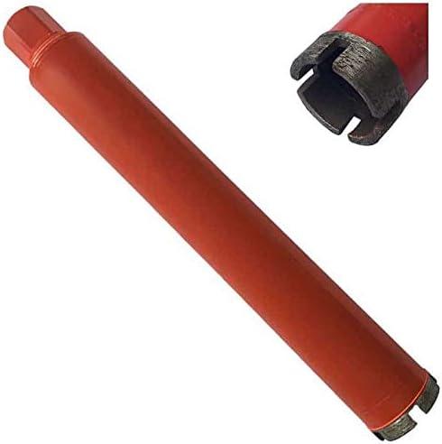 #30//40 Diamond Dry Core Bit for Brick and Concrete Block with Pilot Bit 5//8-11 Arbor 1-3//8 Diameter