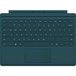 Microsoft Type Cover for Surface Pro 4 - Teal (QC7-00006)