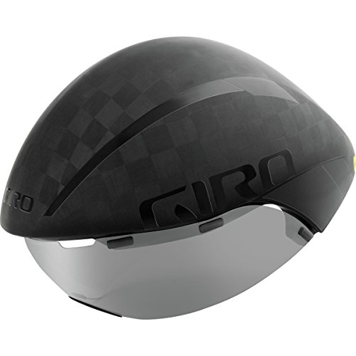 Giro Aerohead Ultimate MIPS Helmet Matte Black/Gloss Black, M - Men's