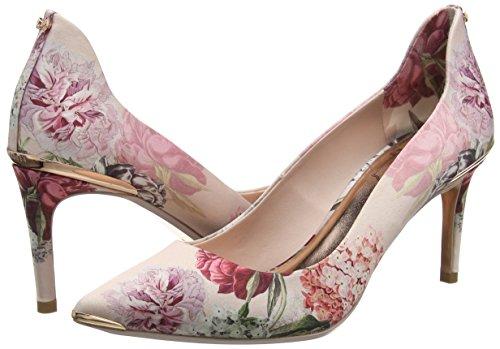De Gardens ffc0cb Con Zapatos Punta Rosa Baker Cerrada palace Mujer Tacón Ted 2 Para Vyixynp Ux1FnpqnwI