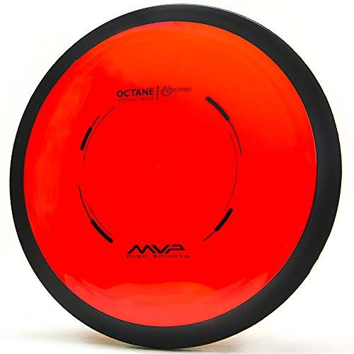 MVP Disc Sports Neutron Octane Disc Golf Distance Driver (165-170g / Colors May Vary)