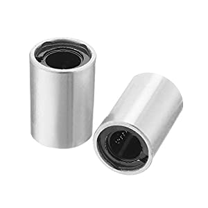 uxcell Double Side Rubber Sealed Linear Motion Ball Bearing Bushing by uxcell