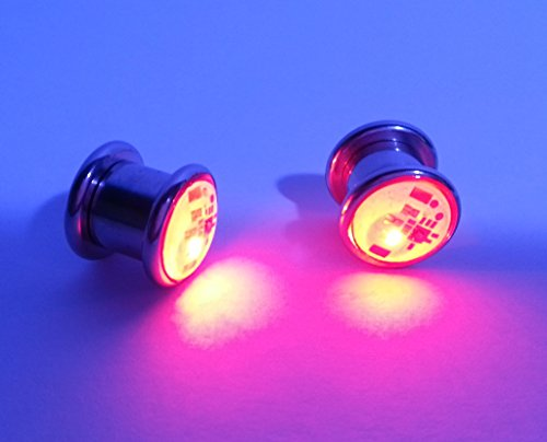 Led Light Up Ear Plugs in US - 1