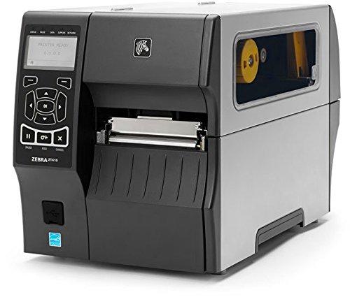 Zebra ZT410 Direct Thermal/Thermal Transfer Printer - Monochrome - Desktop - Label Print - 4.09
