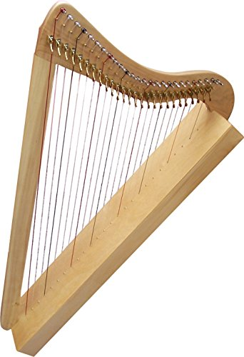 Rees Harps Fullsicle Harp Natural Maple by Rees Harps