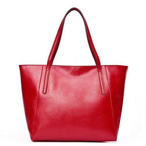 D'affari Donna viaggio Spalla Messenger A Borsa Tracolla università Bag 2 In Pelle 4 Vintage Tipo Sucastle 4q177