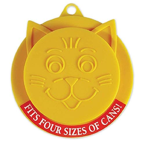 Petmate 26124 Kitty Cap (Colors May Vary) (Canned Cat Food Covers)
