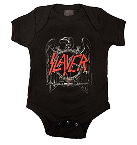 Slayer Onesie (Infant: Slayer- Black Eagle Onesie Infant Onesie Size 18 Mos)