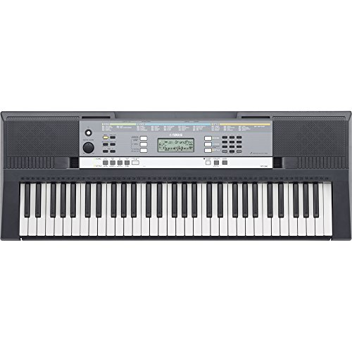 Yamaha YPT240 Portable Keyboard Connectivity