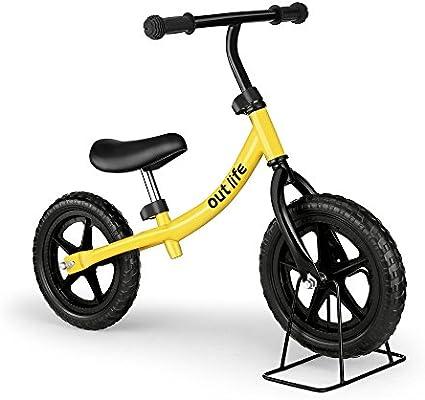 Outlife Bicicleta Infantil sin Pedales con Sillín Regulable ...