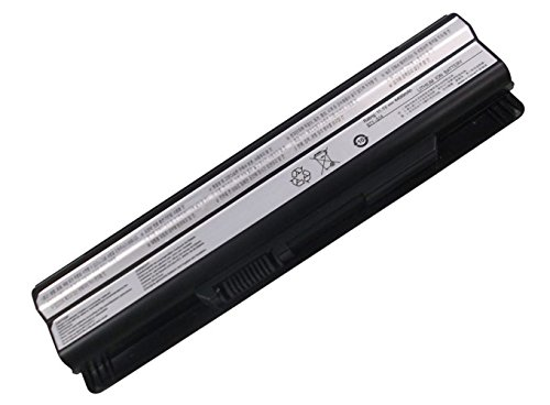 CWK Long Life Replacement Laptop Notebook Battery for MSI GE620DX GE70 GE70H GP60 Series GE60 GE70 CR41 CX61 CR70 BTY-S14 BTY-S15 GE60 GE70 CR41 CX61 CR70 CR650 FR400 FX420 by CWK® (Image #1)