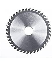 """benliestore 115/125mm 40T Circular Saw Blade Wood Cutting Disc for Metal Chipboard Cutter 4/5"""" Multitool Power Tool for Makita Angle Grinder (Hole Diameter : 22.23mm, Outer Diameters : 125mm)"""