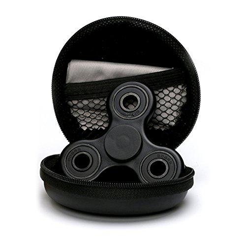 U-MISS Tri FidgetHand Spinner / Ultraschnelle Lager / Spielzeug tolles Geschenk - Perfekt für die Befreiung von Stress, Angst und die Zeit tot zu schlagen.