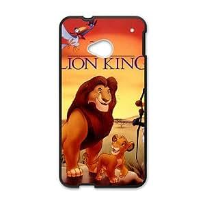 HTC One M7 Cell Phone Case Black Lion King 1 12 Personalized Phone Case XPDSUNTR04144
