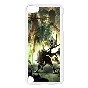 Ipod Touch 5 Phone Case The Legend of Zelda P78K789607