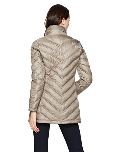Haven-Outerwear-Womens-Mid-Length-Packable-Down-Jacket