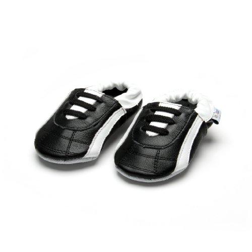Souples Noir Sole Jinwood Bébé Designed Amsomo fille By Black Soft Pour Soccer Chaussures wx8Z1BqI