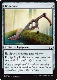 Magic: the Gathering - Bone Saw (161/184) - Oath of the Gatewatch