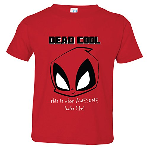 Texas Tees Funny Shirt, Funny Kids Shirt, Cute Outfits Kid, Dead Cool TShirt, Red Size (Nerd Outfit For Guys)