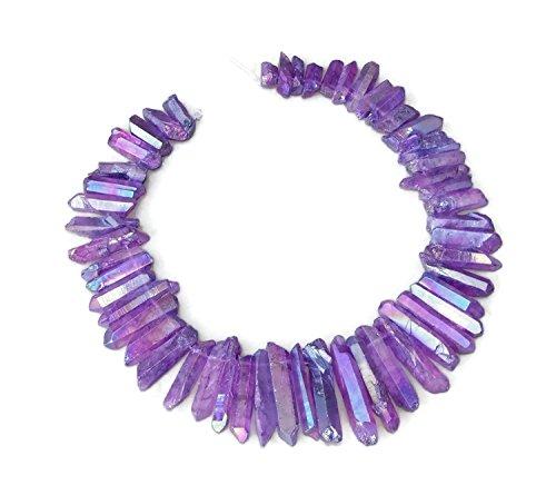 quartz crystal purple - 4