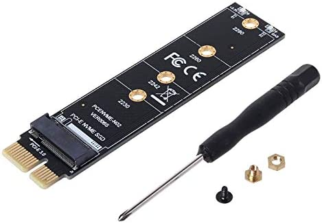 Cable Length: Converter Card Computer Cables Yoton Adapter Card M.2 PCI-E3.0 1x High Speed Extension M Button Yoton Converter Module Board