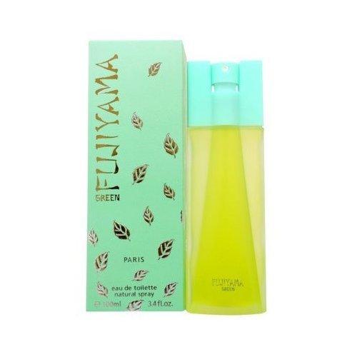 - Fujiyama Green FOR WOMEN by Succes De Paris - 3.4 oz EDT Spray