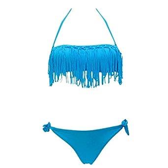 49e282f1ce Maillot de Bain Femme RAE 2 Pieces Phoenix Bleu Turquoise - Couleurs - BLEU,  Tailles - XL: Amazon.co.uk: Clothing