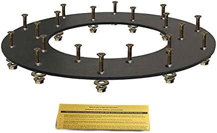 Fidanza volante disco de fricción Insertar 20 agujero cl Accord Prelude F22 F23 H22 H23