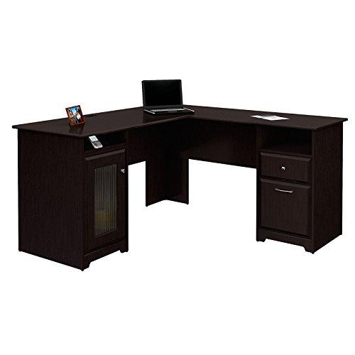 Bush Furniture WC31830 03K Cabot Shaped product image