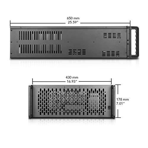 Hydra III 8 GPU 4U Server Mining Rig Case - Buy Online in