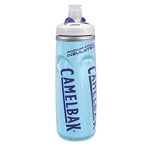 CamelBak Podium Chill Insulated Water Bottle, 21 oz, Sky