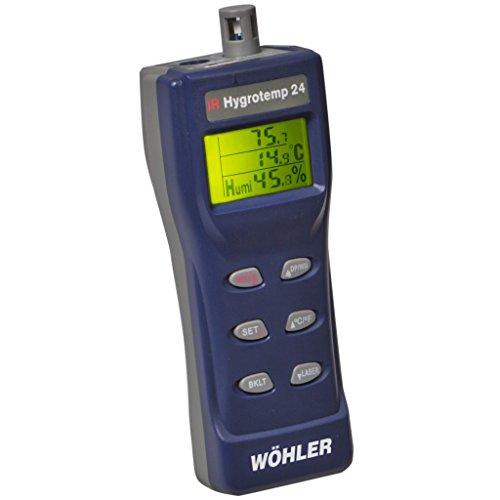 [해외]Wohler 6603 IR Hygrotemp 24 (3 팩)/Wohler 6603 IR Hygrotemp 24 (Pack of 3)