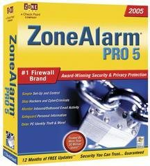 Riverdeep ZoneAlarm Firewall Pro 2005