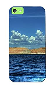 Fireingrass Perfect Rocky Beach Case Cover Skin With Appearance For Iphone 5c Phone Case