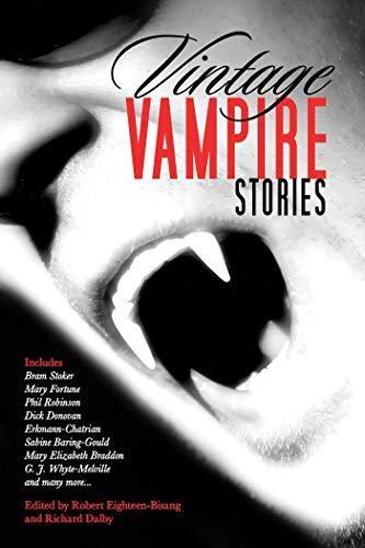 Vintage Vampire Stories -