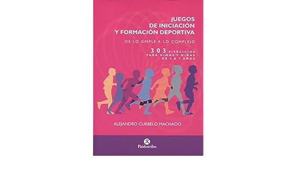 JUEGOS DE INICIACIÓN Y FORMACIÓN DEPORTIVA: Alejandro ...